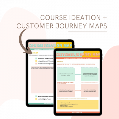 Course + Launch planning templates (1)