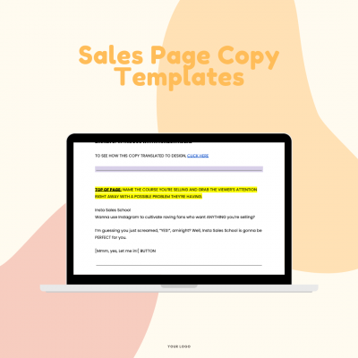 Course + Launch planning templates (2)