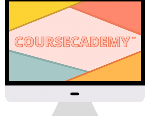 coursecademy launch graphics